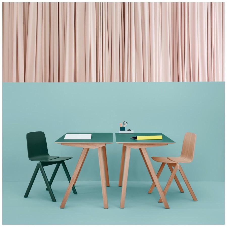 Copenhague Desk & Chair, Design: Ronan & Erwan Bouroullec Bild: HAY