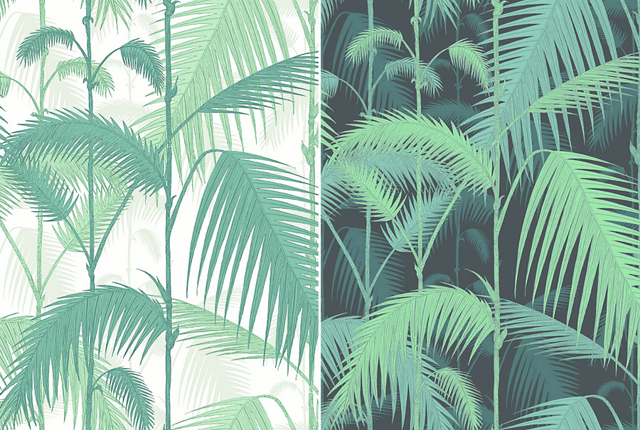"""Palm Jungle"" - Cole & Son"