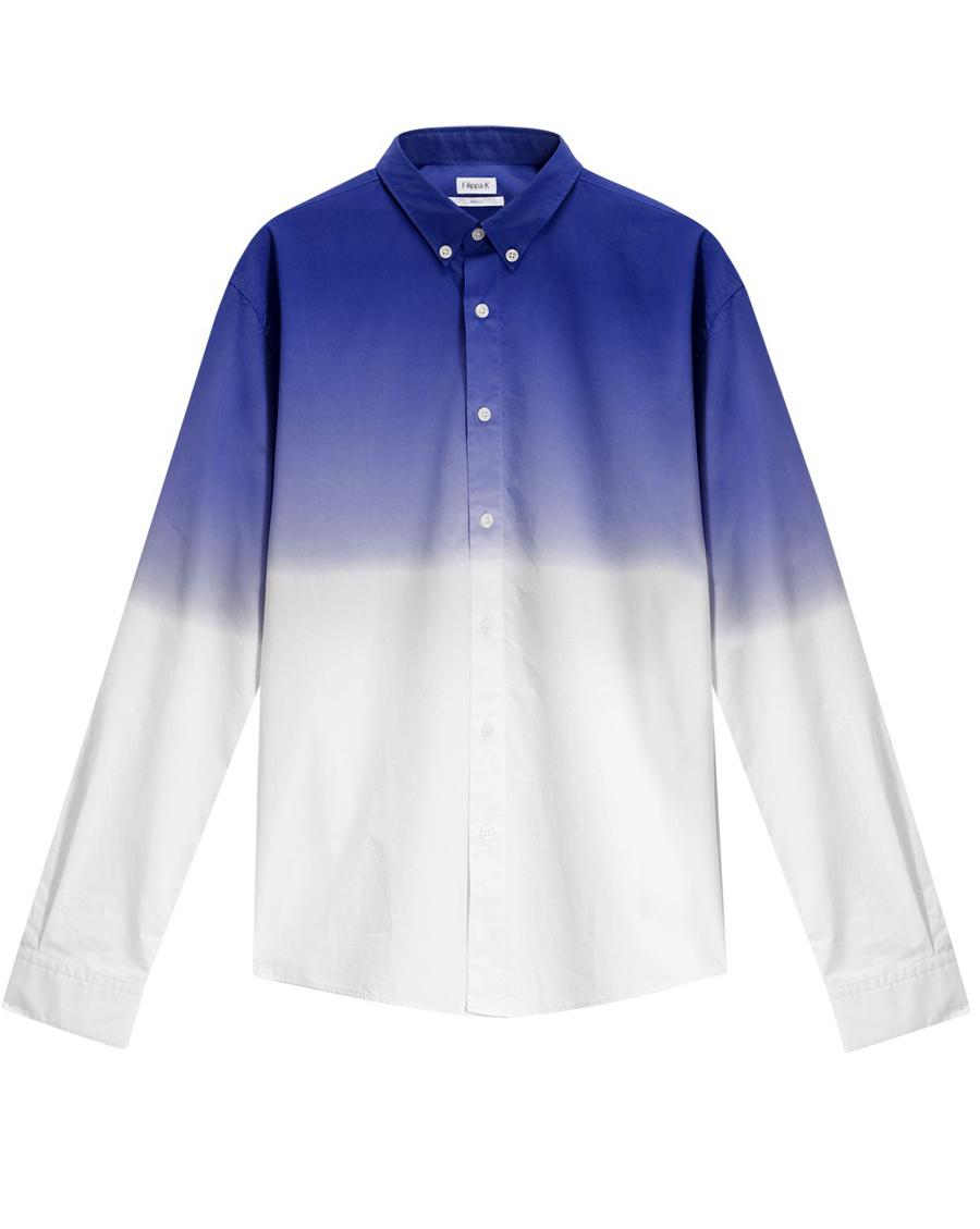 Pablo Dip Dye Shirt1