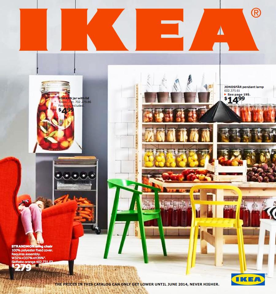 IkeaKatalog2014_Titel