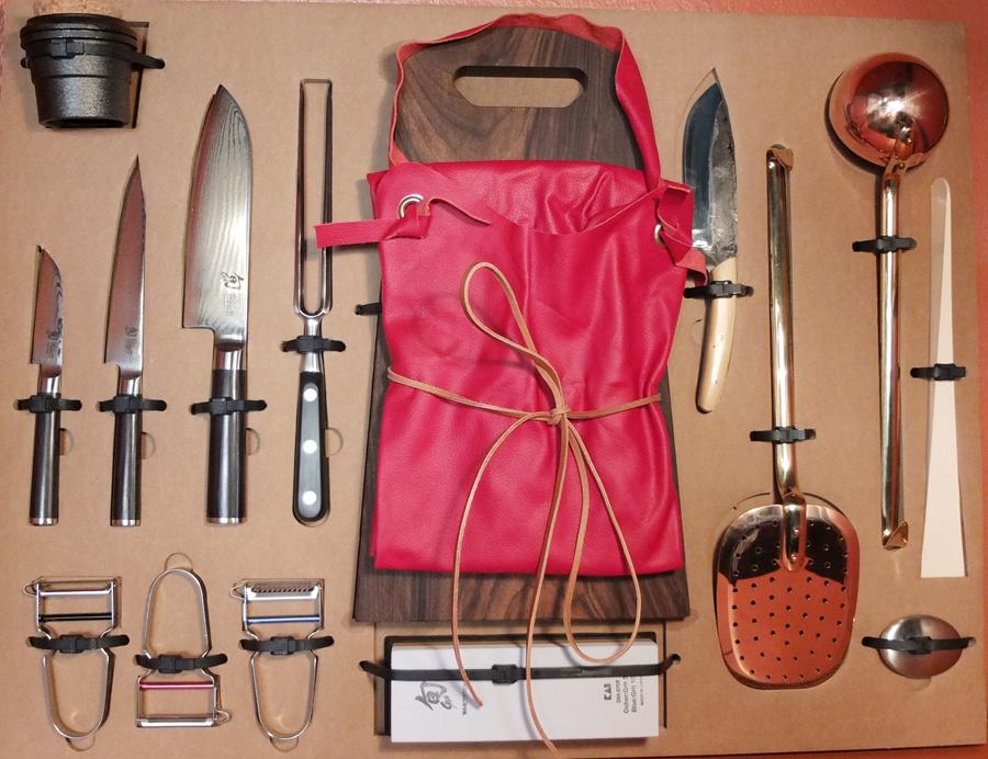 Werkzeugkoffer von Malle w. Trousseau