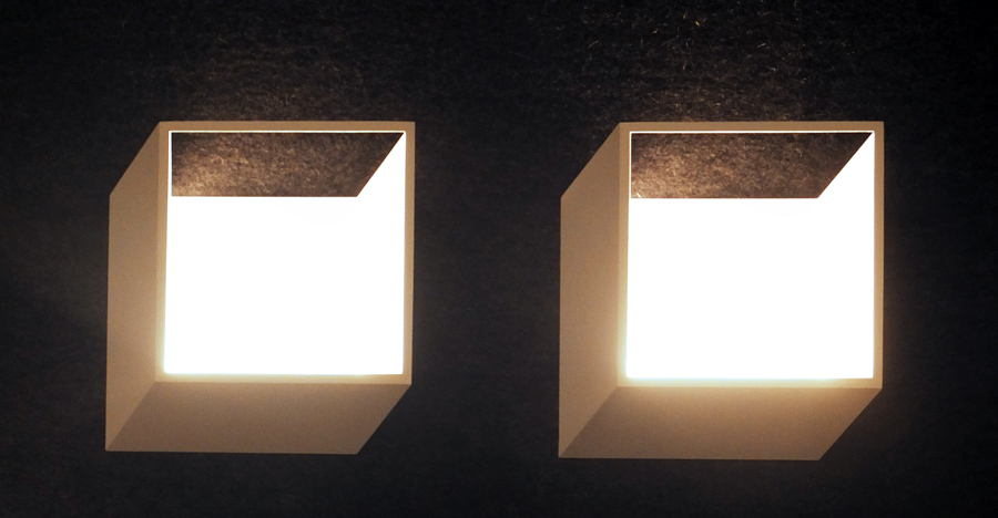 """3D- Effekt bei """"Forty-5"""" von Deltalight"""
