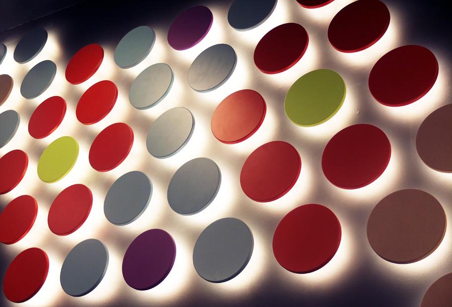 Farbetupfer von ProLicht