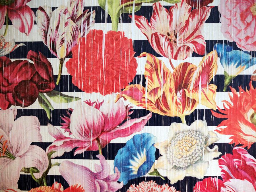 Frühlingsblüher für die Wand von Saco