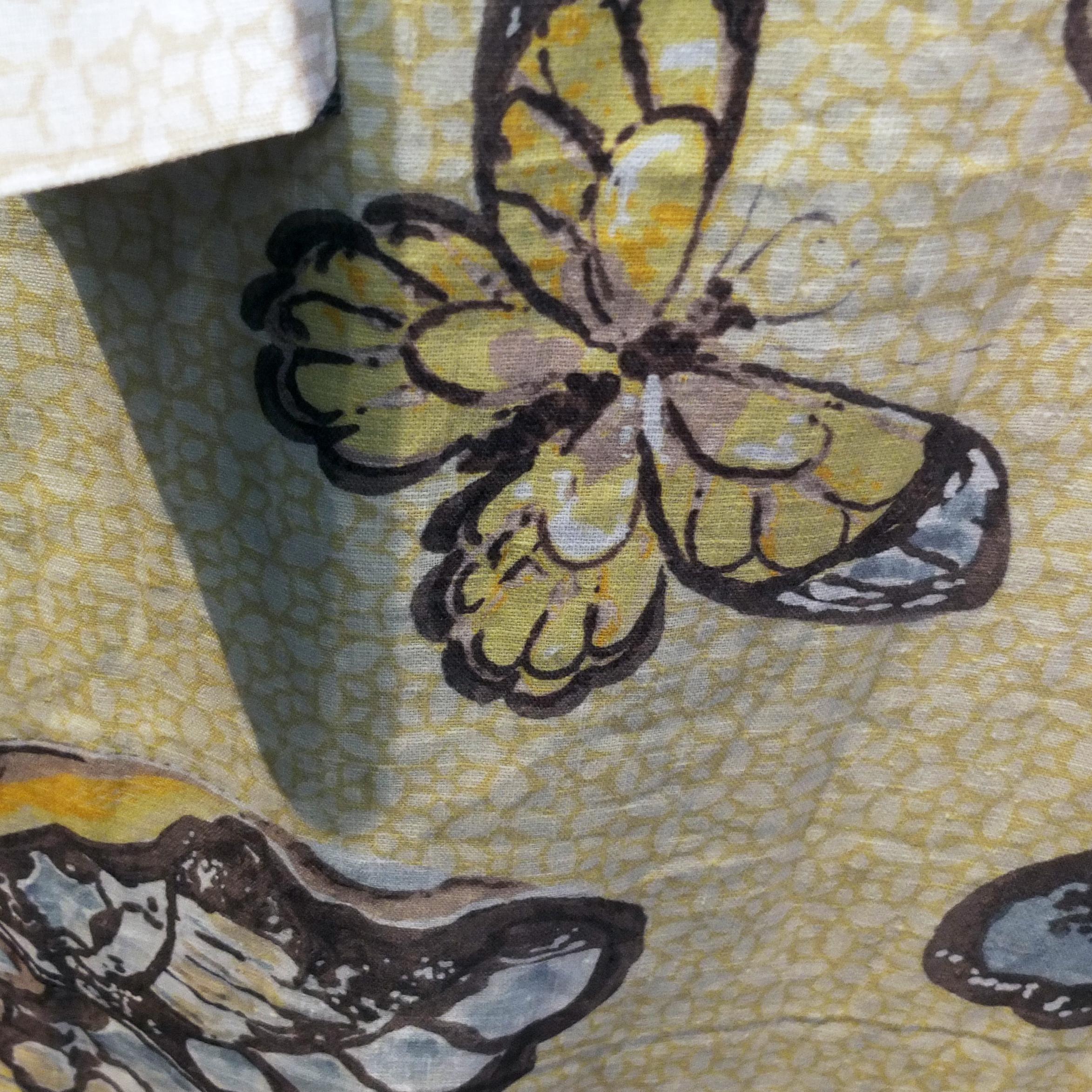 ...und Schmetterlinge auf Leinen von Jim Thompson