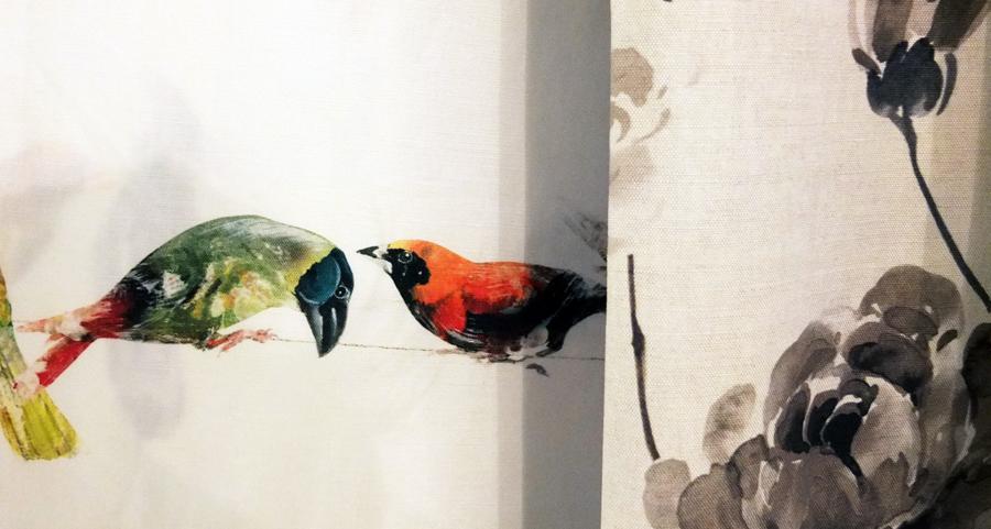 Paradiesvögel von Carlucci
