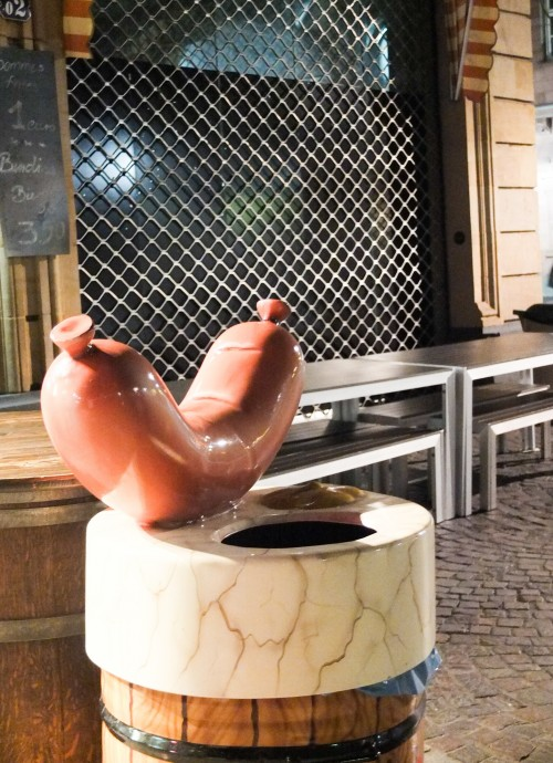Wiener in Frankfurt